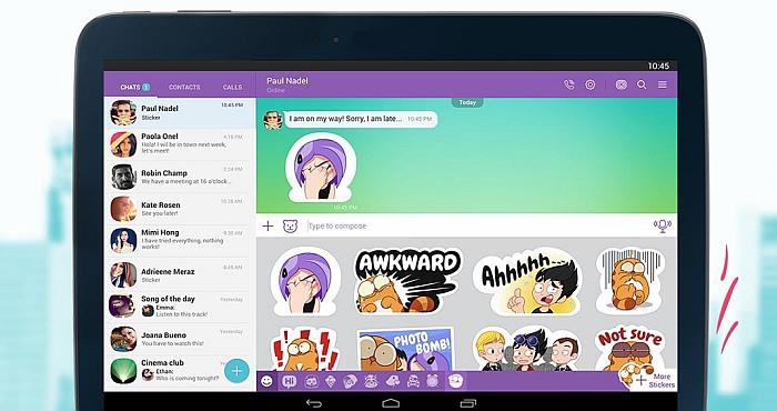 Download Viber Messenger - VivoDownload com